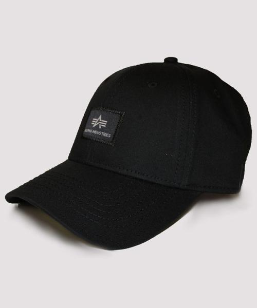 brand new 8f7b8 6bc5d Alpha Industries X-Fit Cap Black