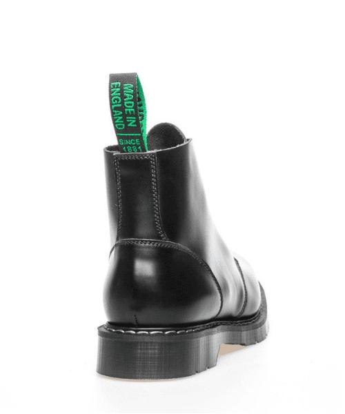Solovair 6 Eye Hawkins Derby Boot