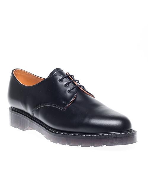 Solovair 3Eye Classic Gibson shoes