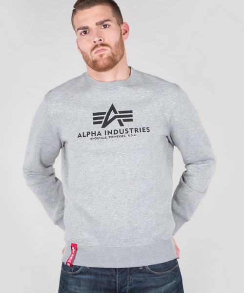 1245f4c4c Home / Hoodies/Sweaters/Gilet / Alpha Industries Basic ...