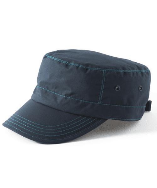 33ec2e71 Home / Spring Summer 2019 / Failsworth Dry Wax Military Cap Blue