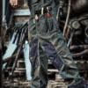 Eisenhower trouser olive work wear dickies combat 2