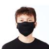 Face-mask-black-reusable-cloth-covid19-corona-virus-1