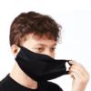 Face-mask-black-reusable-cloth-covid19-corona-virus-3