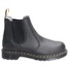 Arbor Chelsea Steel Toe Boot Black Dr Martens 4