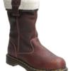 Belsay ST Slip On Safety Boot Brown Dr Martens 1
