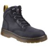 Brace Hiking Style Safety Boot Black Dr Martens 1