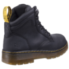 Brace Hiking Style Safety Boot Black Dr Martens 2