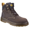 Brace Hiking Style Safety Boot Brown Dr Martens 1
