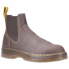 Eaves SB Elasticated Safety Boot Brown Dr Martens 1