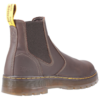 Eaves SB Elasticated Safety Boot Brown Dr Martens 2