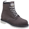 Maple Classic Steel-Toe Work Boot Grey Dr Martens 1
