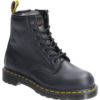 Maple Zip SB Lace Up Safety Boot Black Dr Martens 1