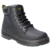 Winch Lace Up Boot Black Dr Martens 1