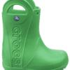 HANDLE-IT-RAIN-BOOT-KIDS-WELLIES-CROCS-GRASS-GREEN-4